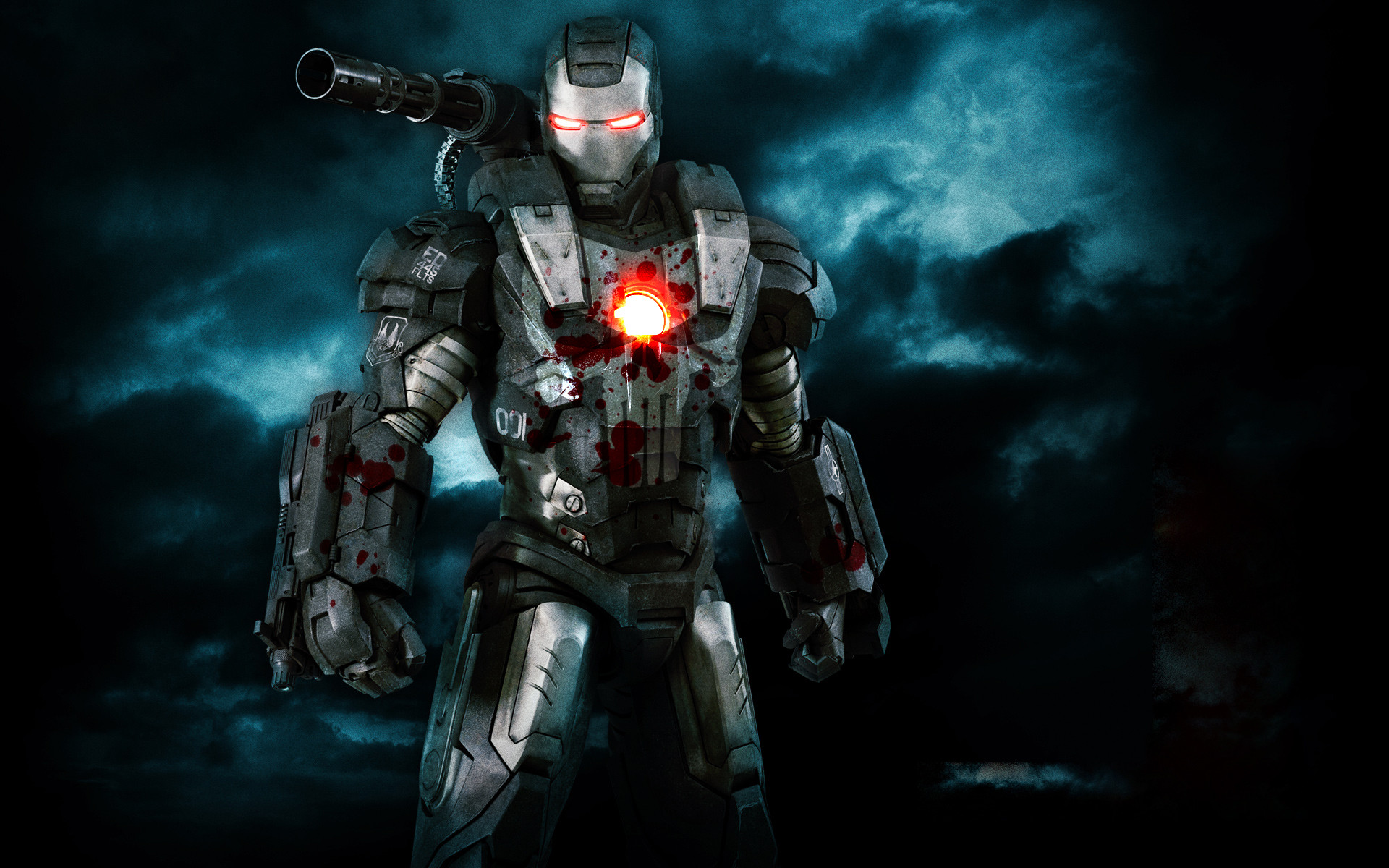 Iron Man Warmachine
