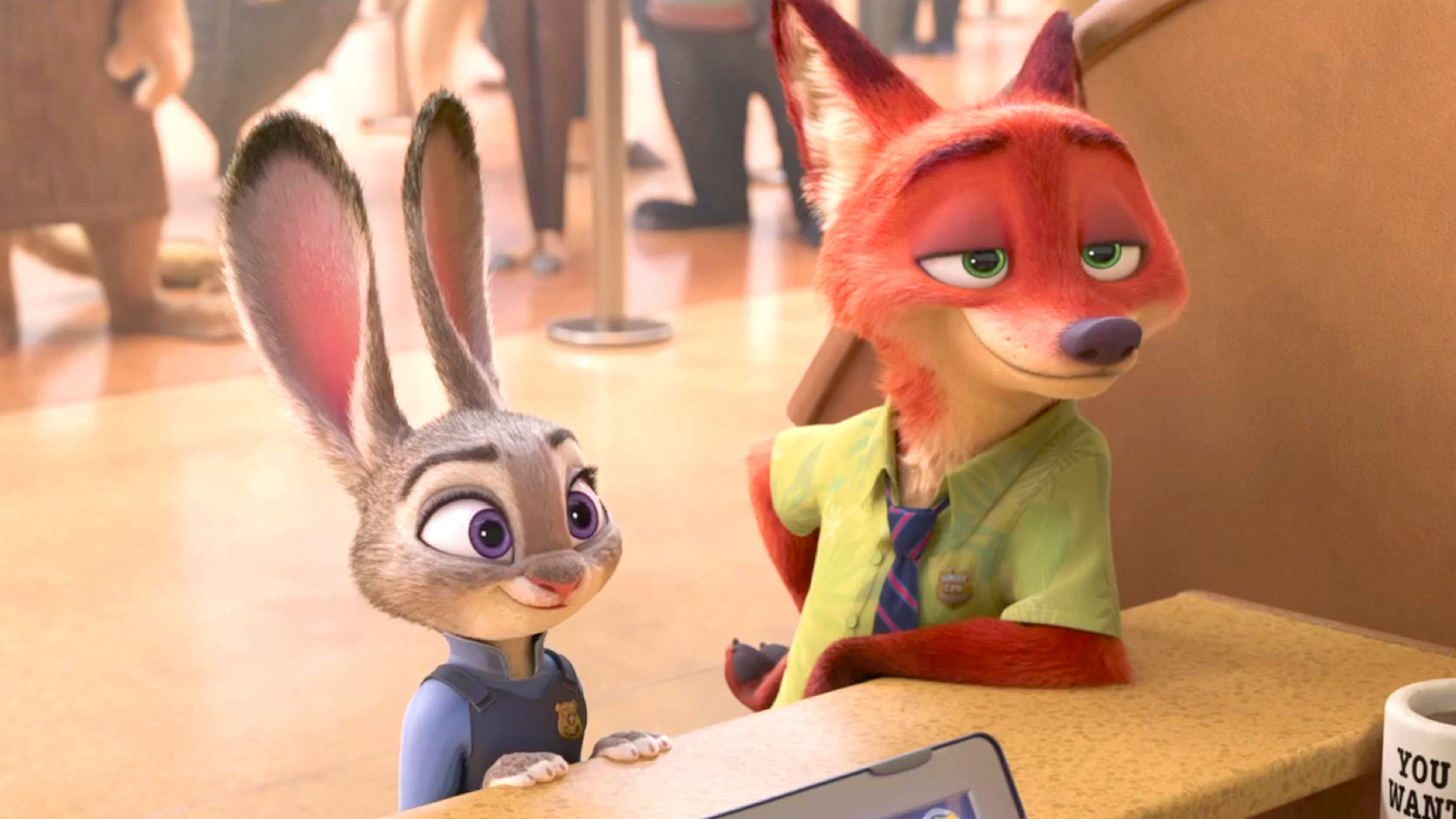 Zootopia Wallpapers wide