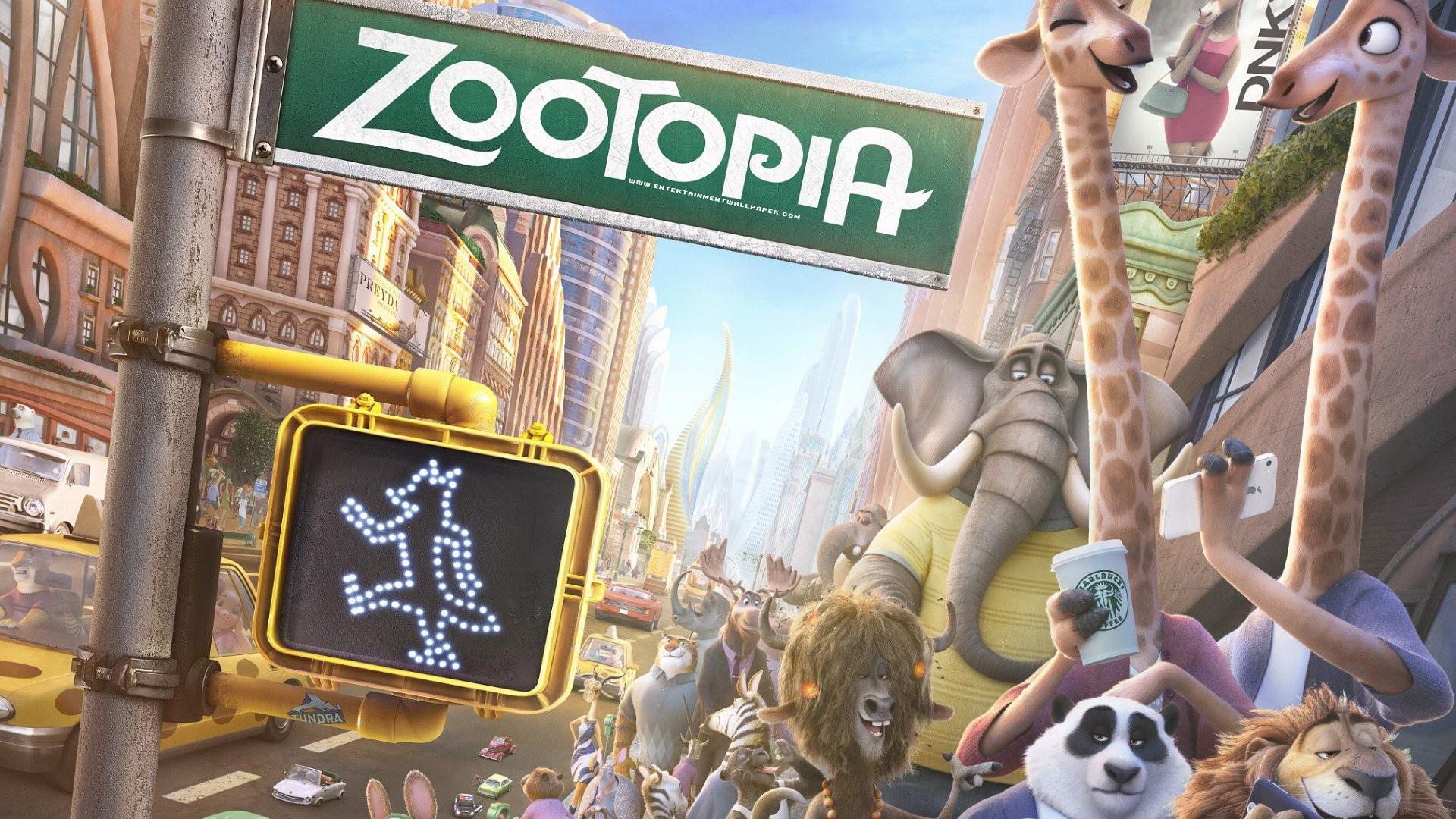 Zootopia Wallpaper – Original size, download now.