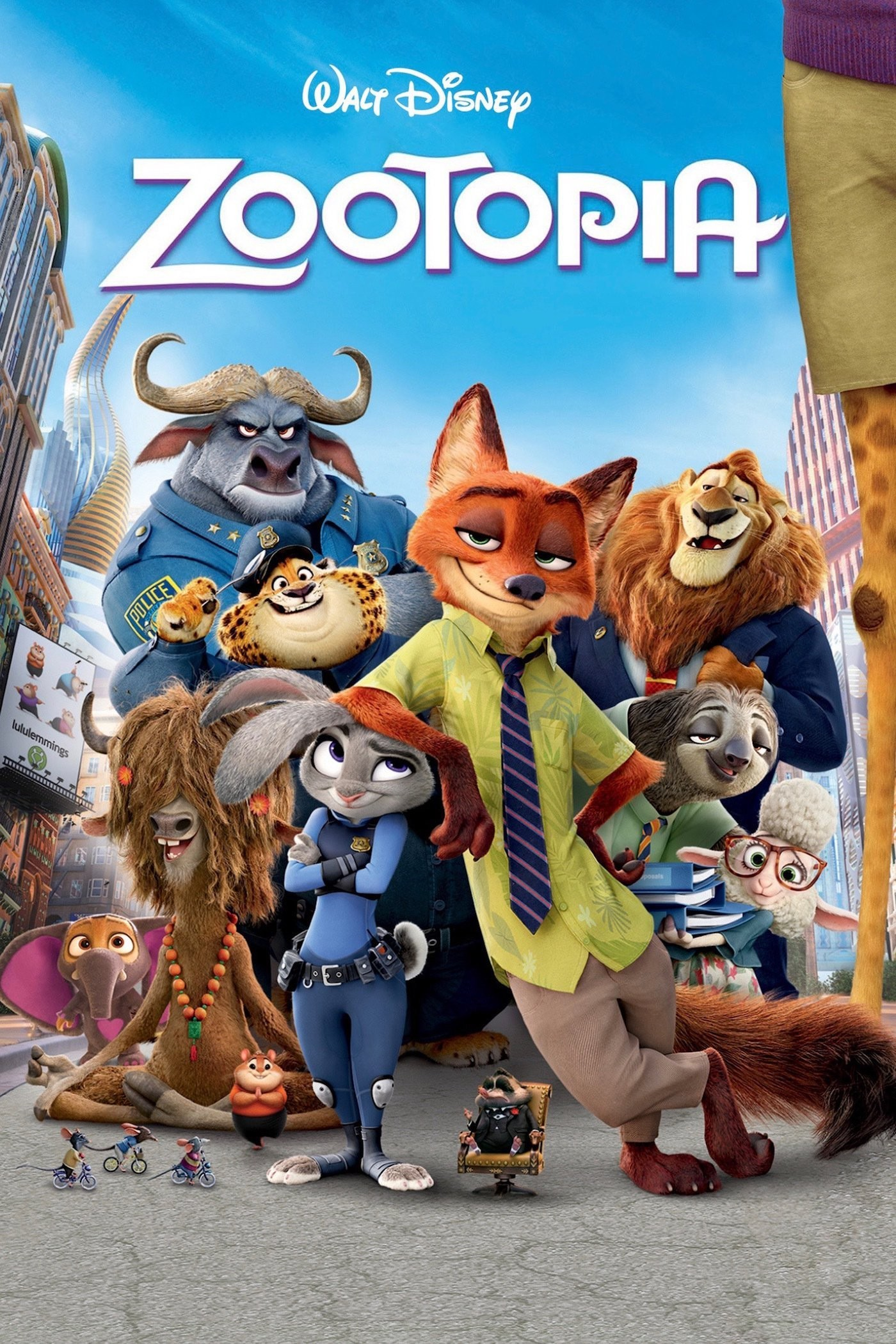 Watch> Zootopia <Full Movie Online Free [Mega@Streaming] & Download HD