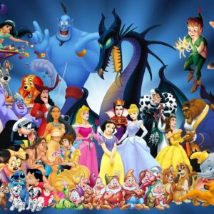 Disney Wallpaper HD 3D Widescreen