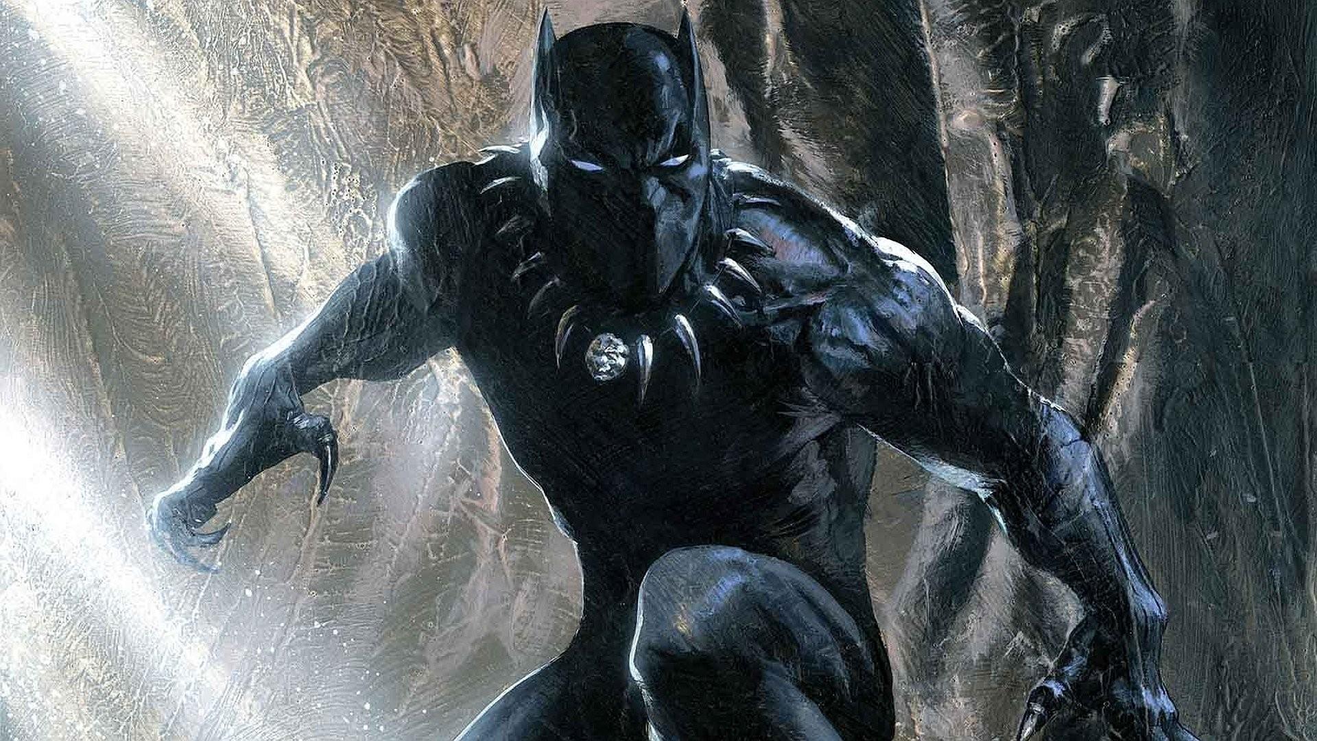 HD Wallpaper | Background ID:528149. Comics Black Panther