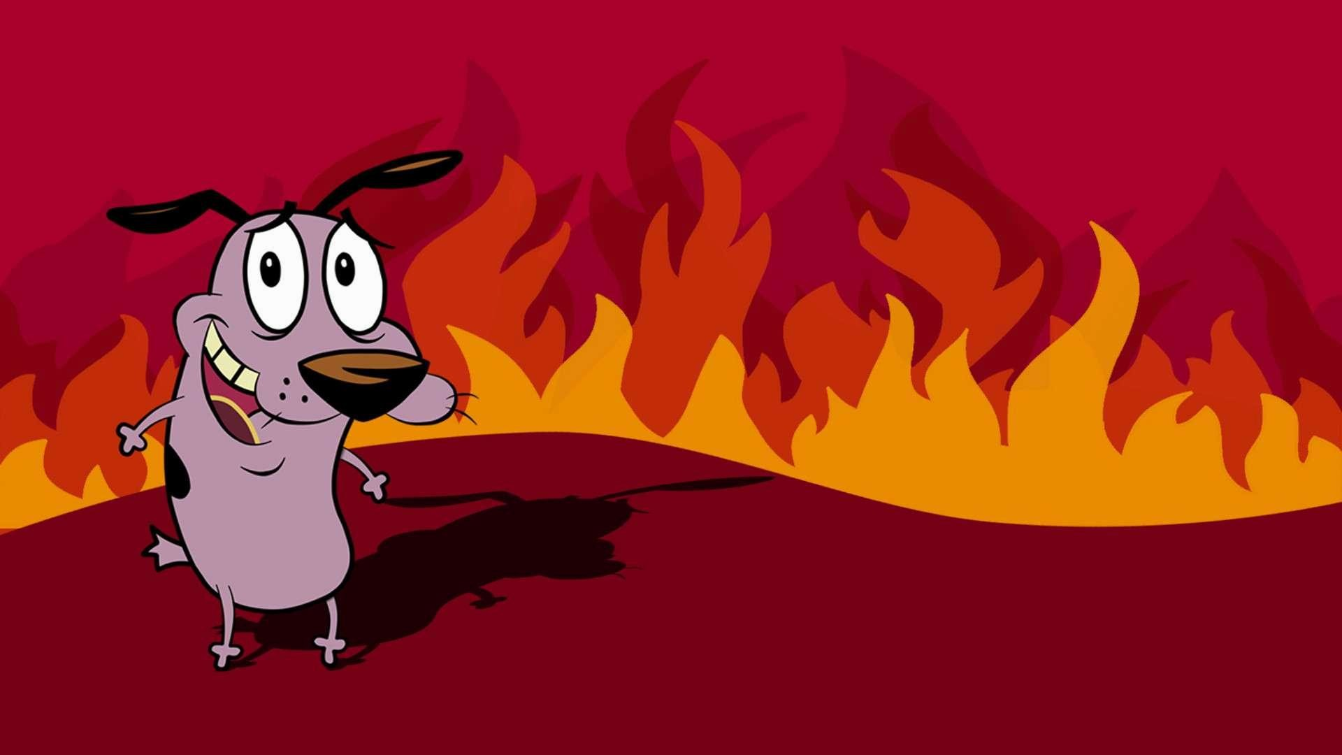 wallpaper.wiki-Courage-The-Cowardly-Dog-High-Resolution-