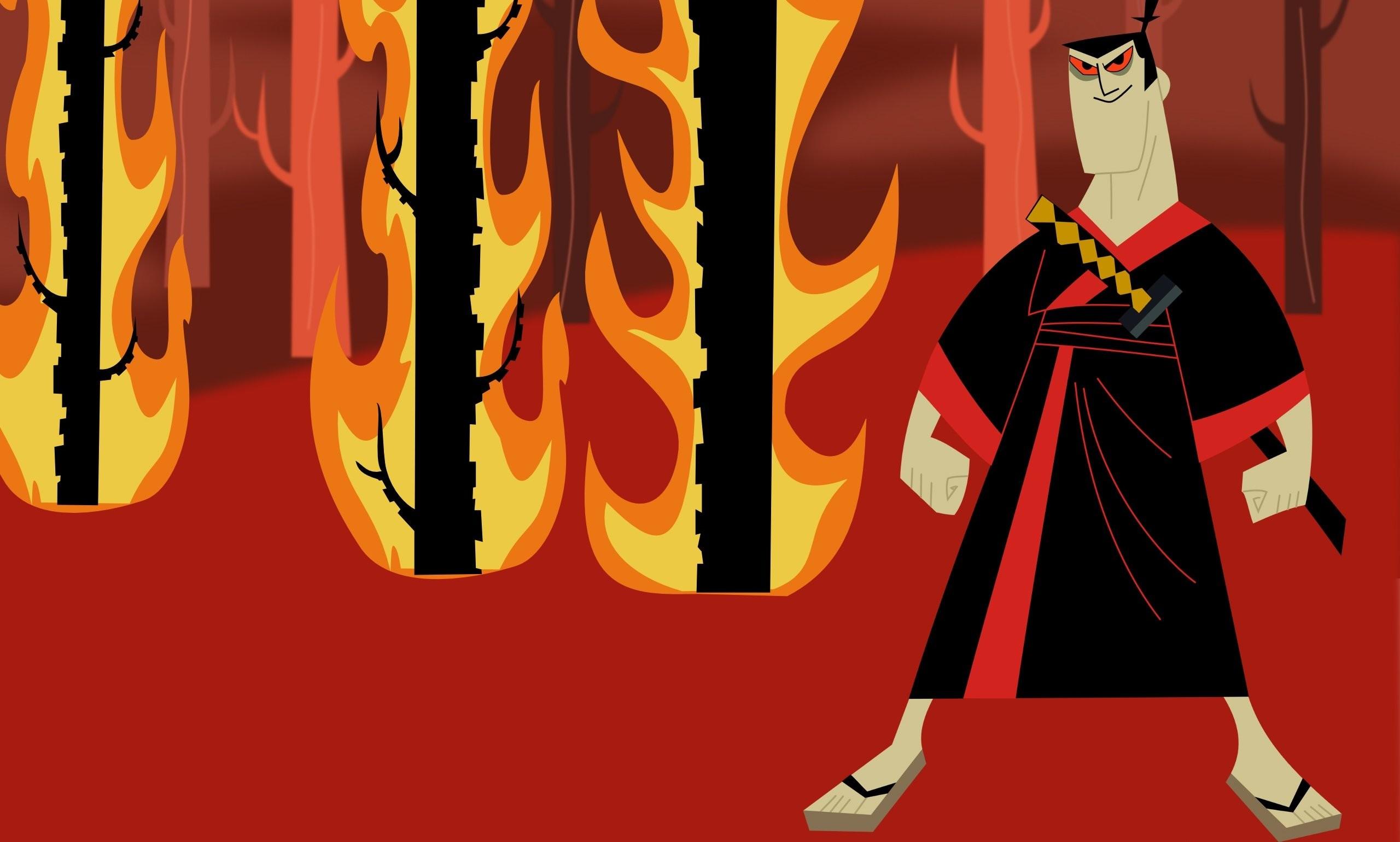 Samurai Jack Cartoon; cartoon network cartoons courage the cowardly dog …