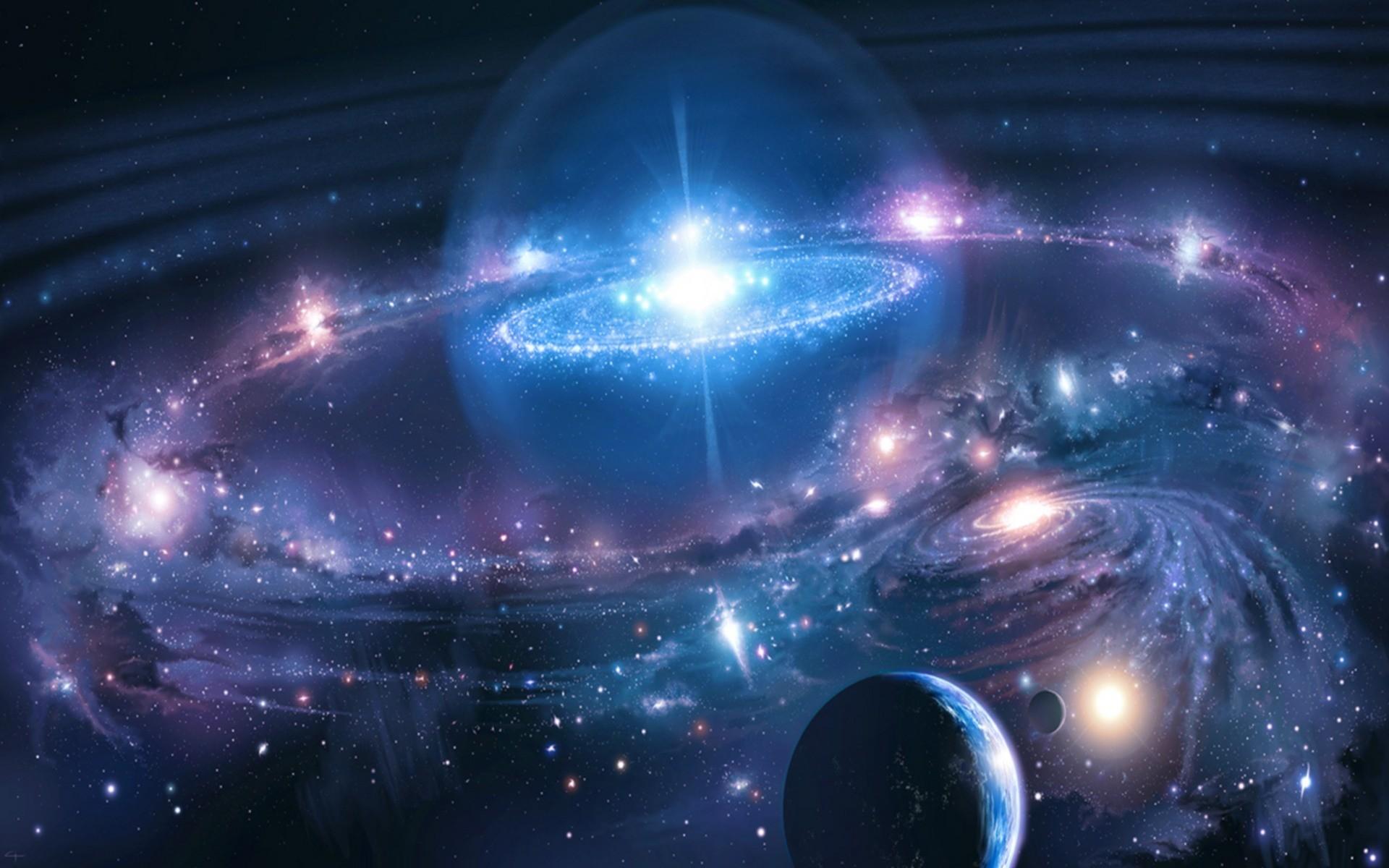 Galactic Universe Desktop Original wallpapers HD free – 263847