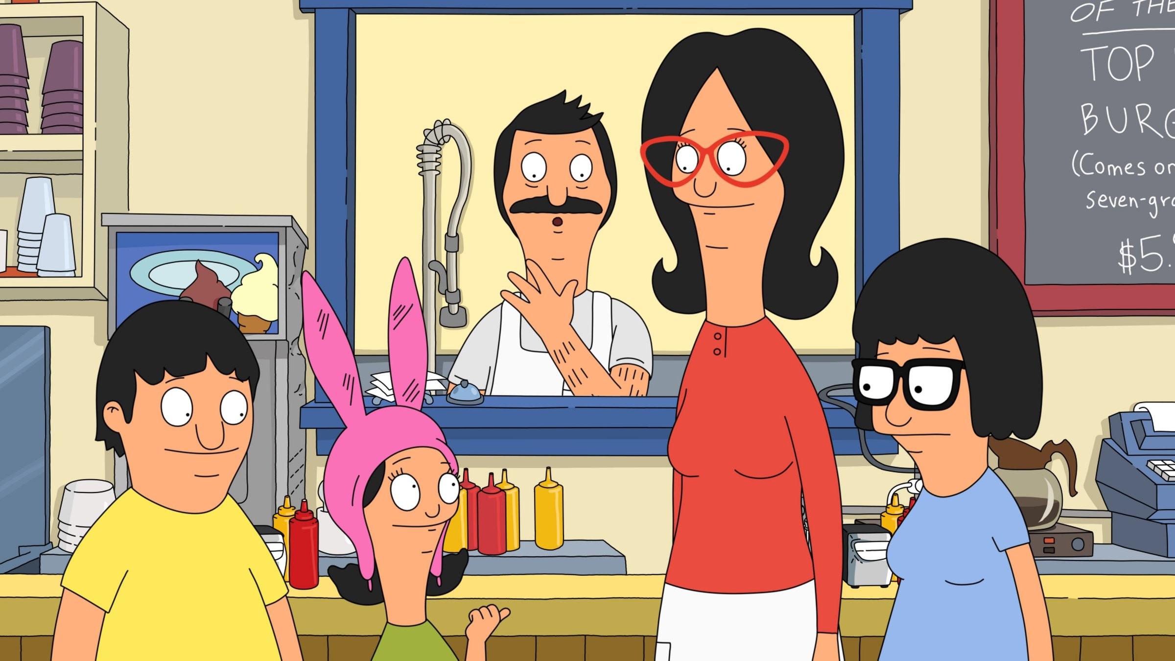BOBS BURGERS animation comedy cartoon fox series family (11) wallpaper      353255   WallpaperUP
