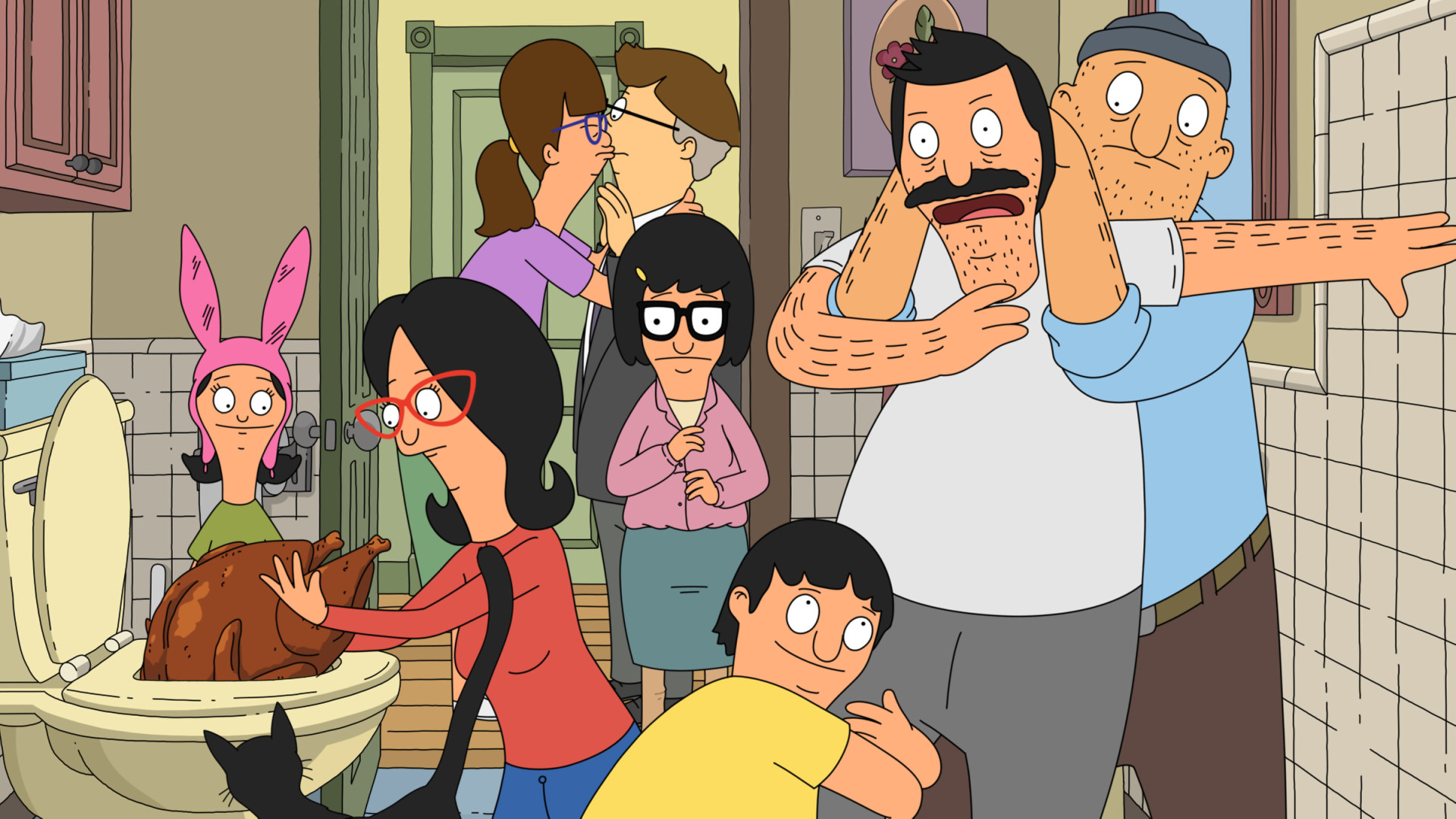"""The Weirdness and Warmth of 'Bob's Burgers"""" Thanksgiving Episodes –  Flavorwire"""