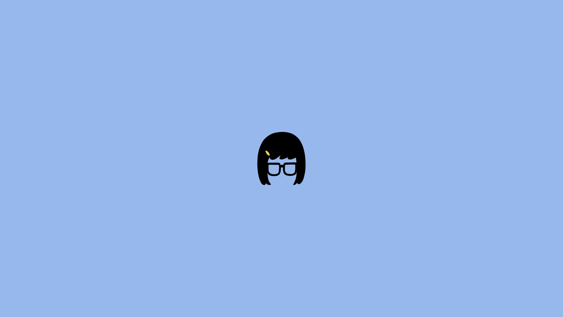 Tina. I couldn't find any Bob's Burgers wallpapers …