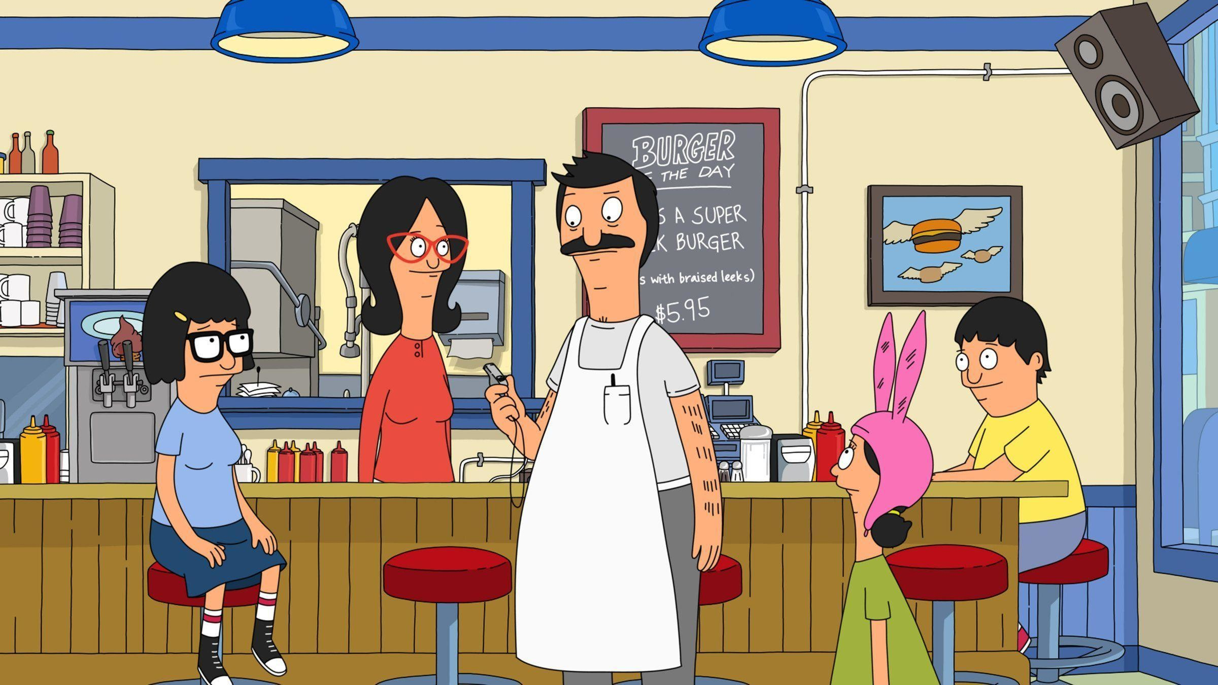 Bob's Burgers Wallpapers High Quality   Download Free