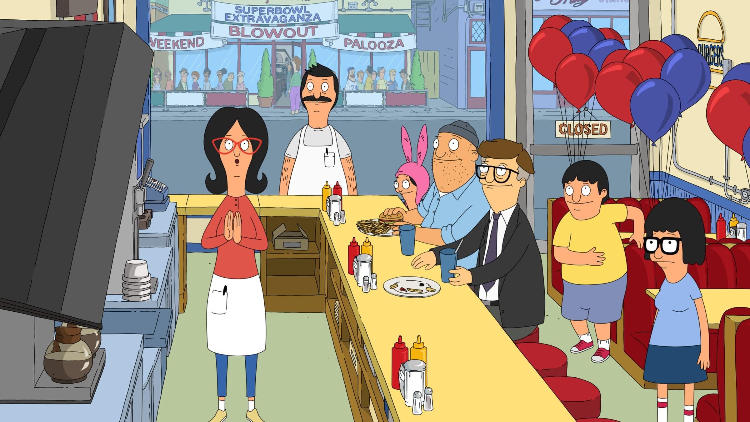 BOBS BURGERS animation comedy cartoon fox series family (24) wallpaper      353212   WallpaperUP