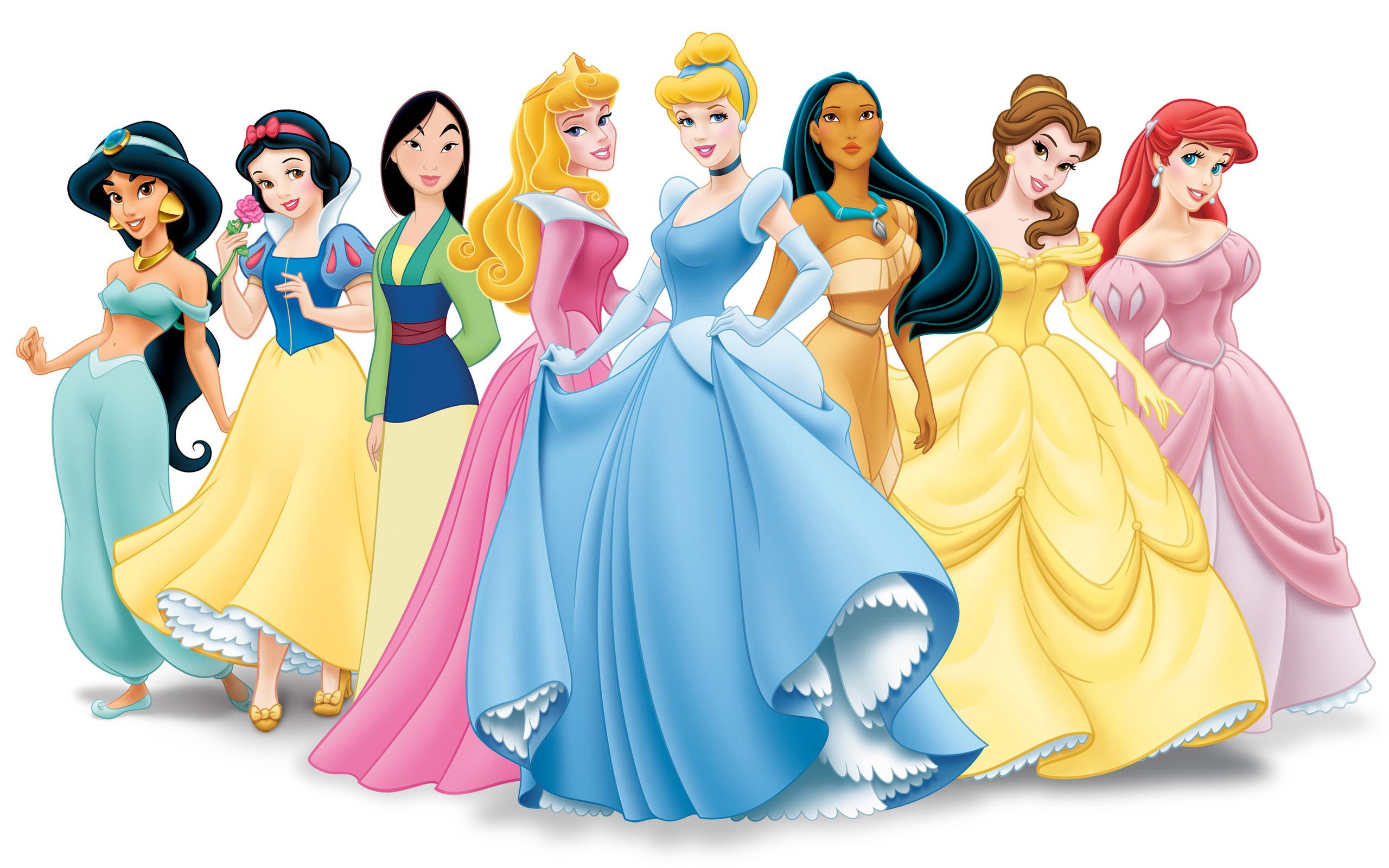 Beautiful Disney Princess Wallpaper