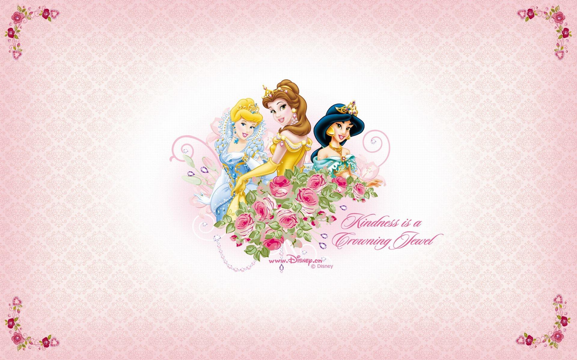 Disney Princes Fairy Tail Wallpaper