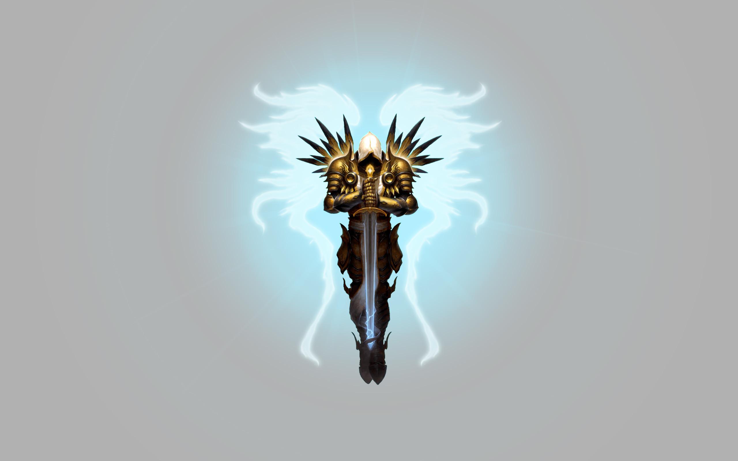 Video Game – Diablo III Tyrael (Diablo III) Wallpaper