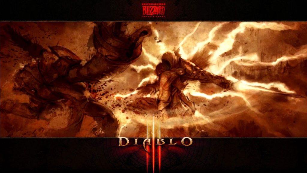 Diablo 3 Tyrael Wallpaper » WallDevil – Best free HD desktop and .