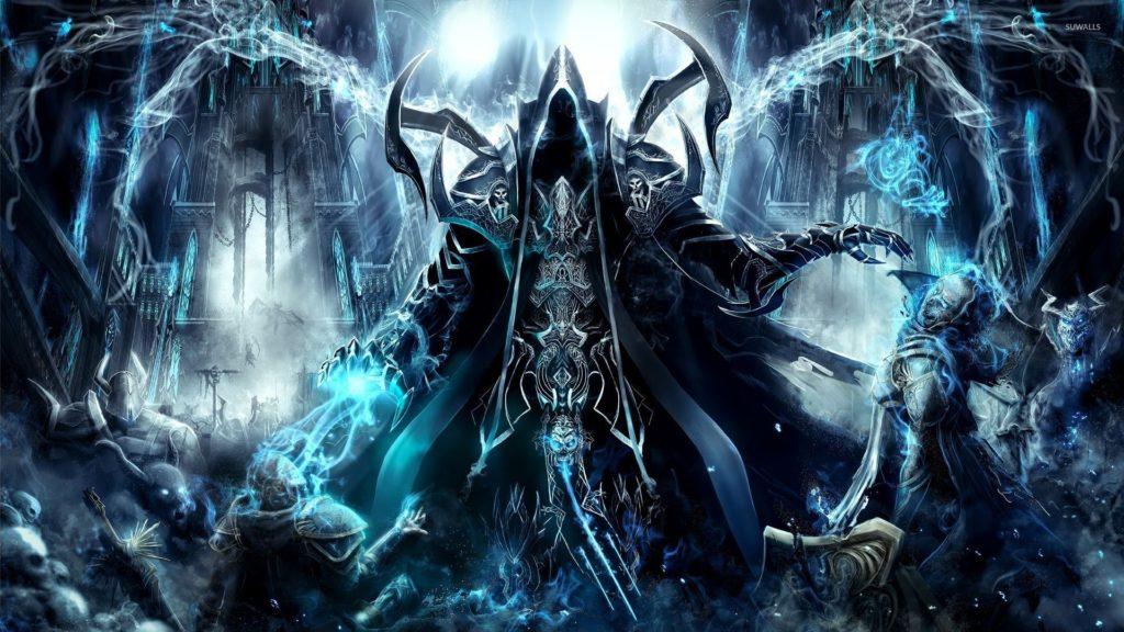 Wizard in Diablo III: Reaper of Souls wallpaper jpg