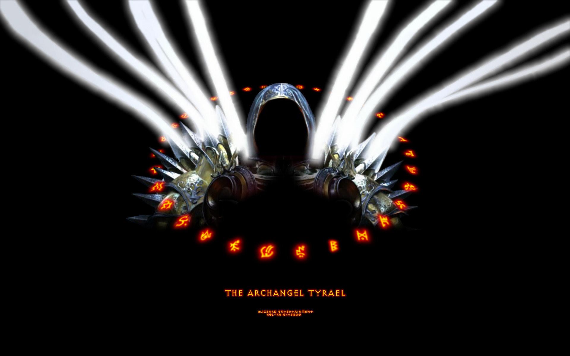 Archangel Tyrael I by Holyknight3000 …