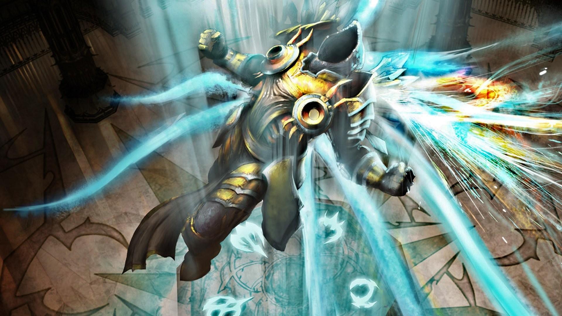 Angels Diablo Tyrael artwork wallpaper | | 313133 | WallpaperUP