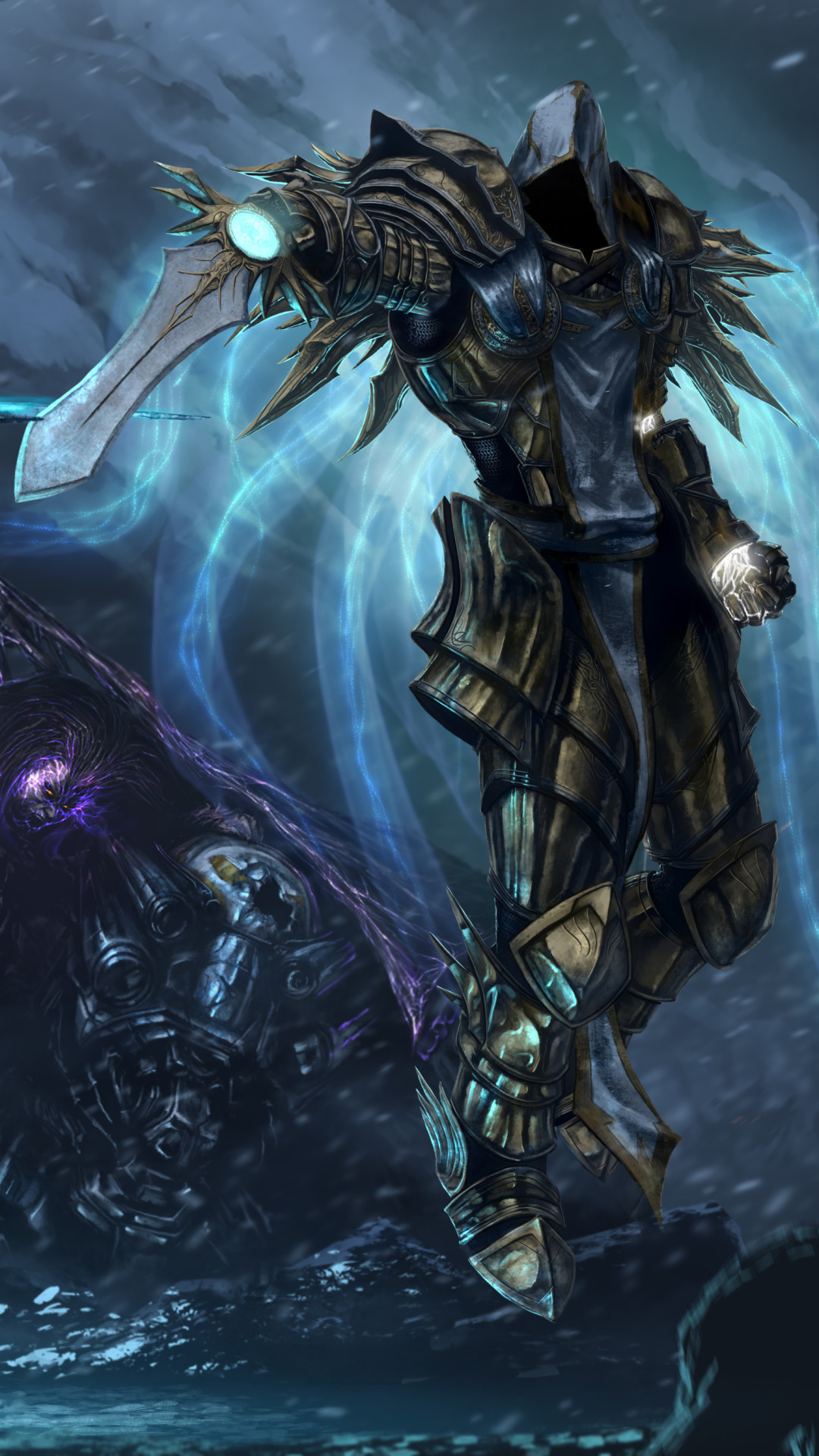 Check Wallpaper Abyss
