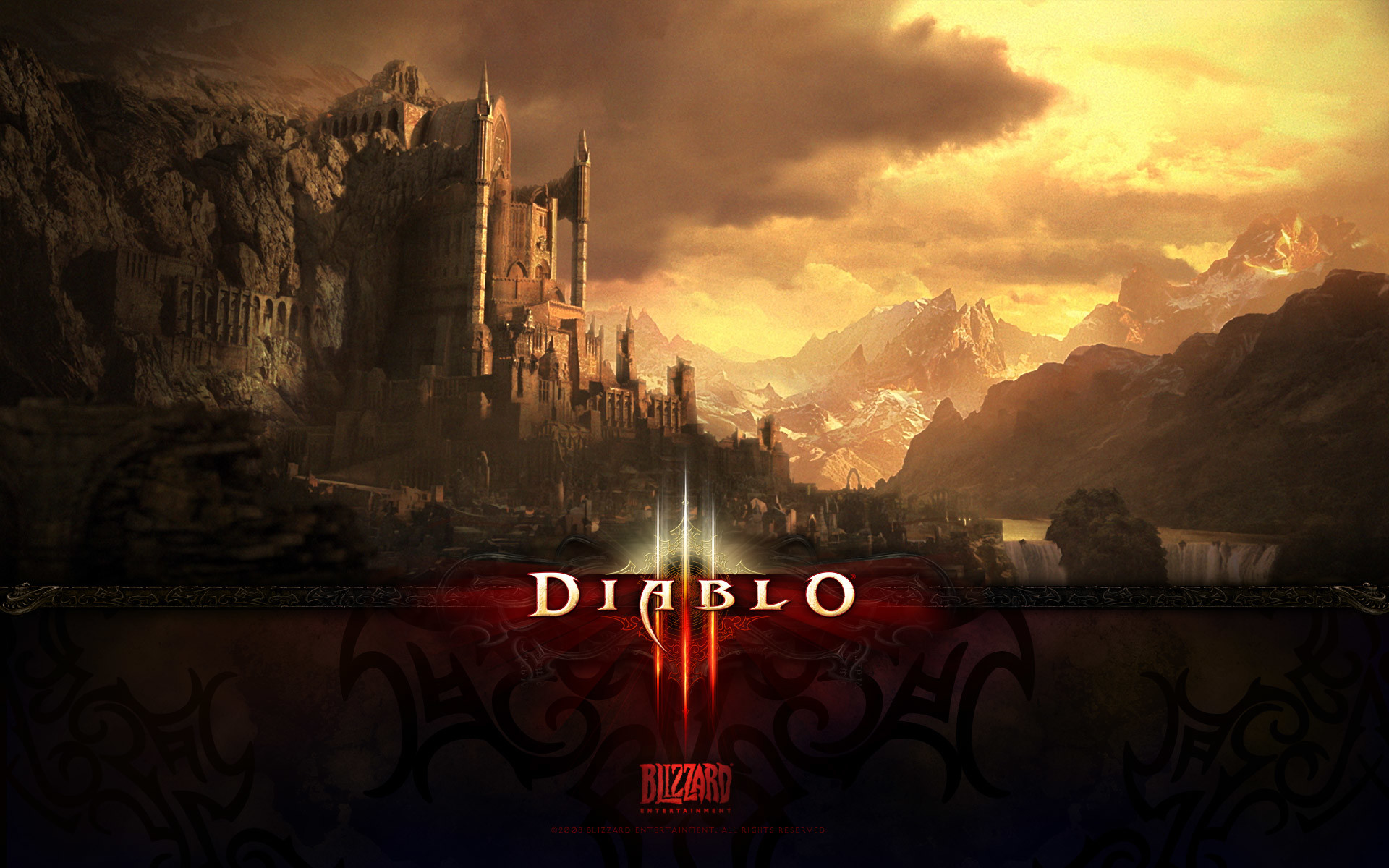 Diablo Tyrael Wallpapers Group 1920×1200