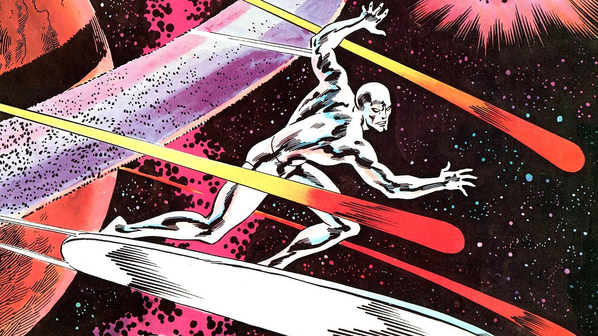 Marvel, Silver Surfer, Superhero HD Wallpaper & Background • 33439 • Wallur
