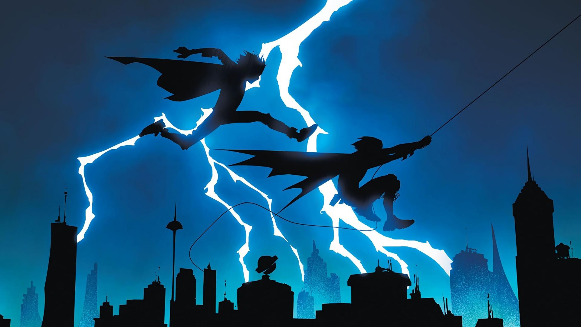 Comics – DC Comics Superboy Robin (Batman) Damian Wayne Wallpaper