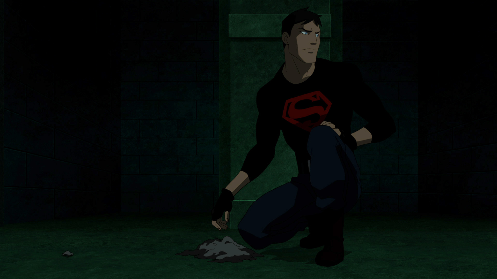 Cartoon – Young Justice: Invasion Superboy Wallpaper