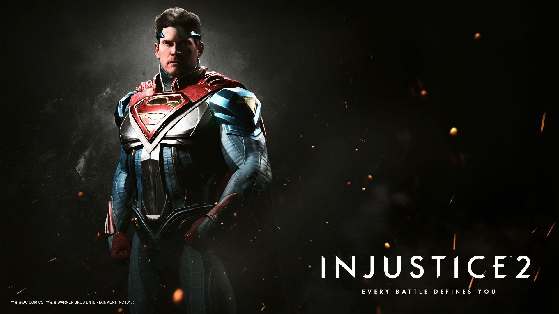 """Download these and other """"Injustice 2"""" wallpapers from Injustice.com."""