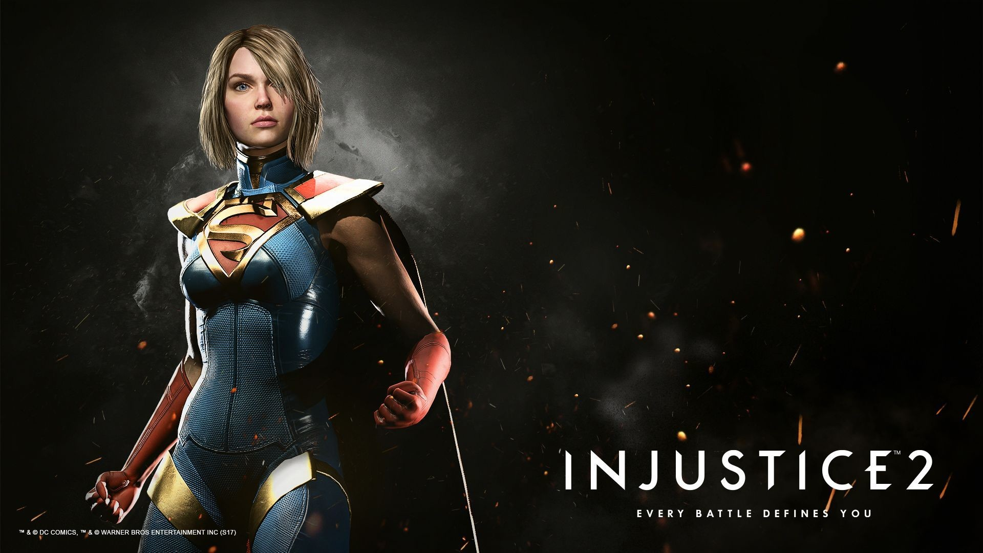 """Official """"Injustice 2"""" Wallpapers"""