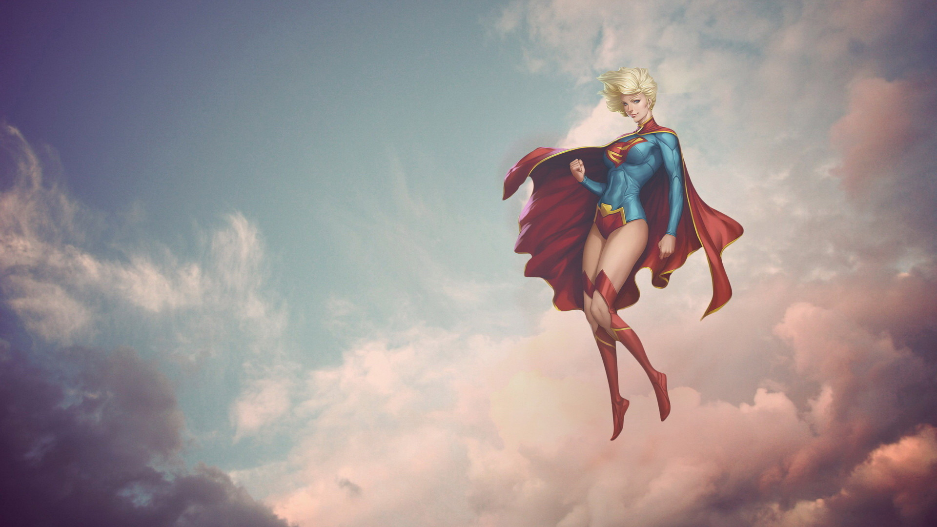 Supergirl Wallpaper p Supergirl Wallpaper Wallpapers)
