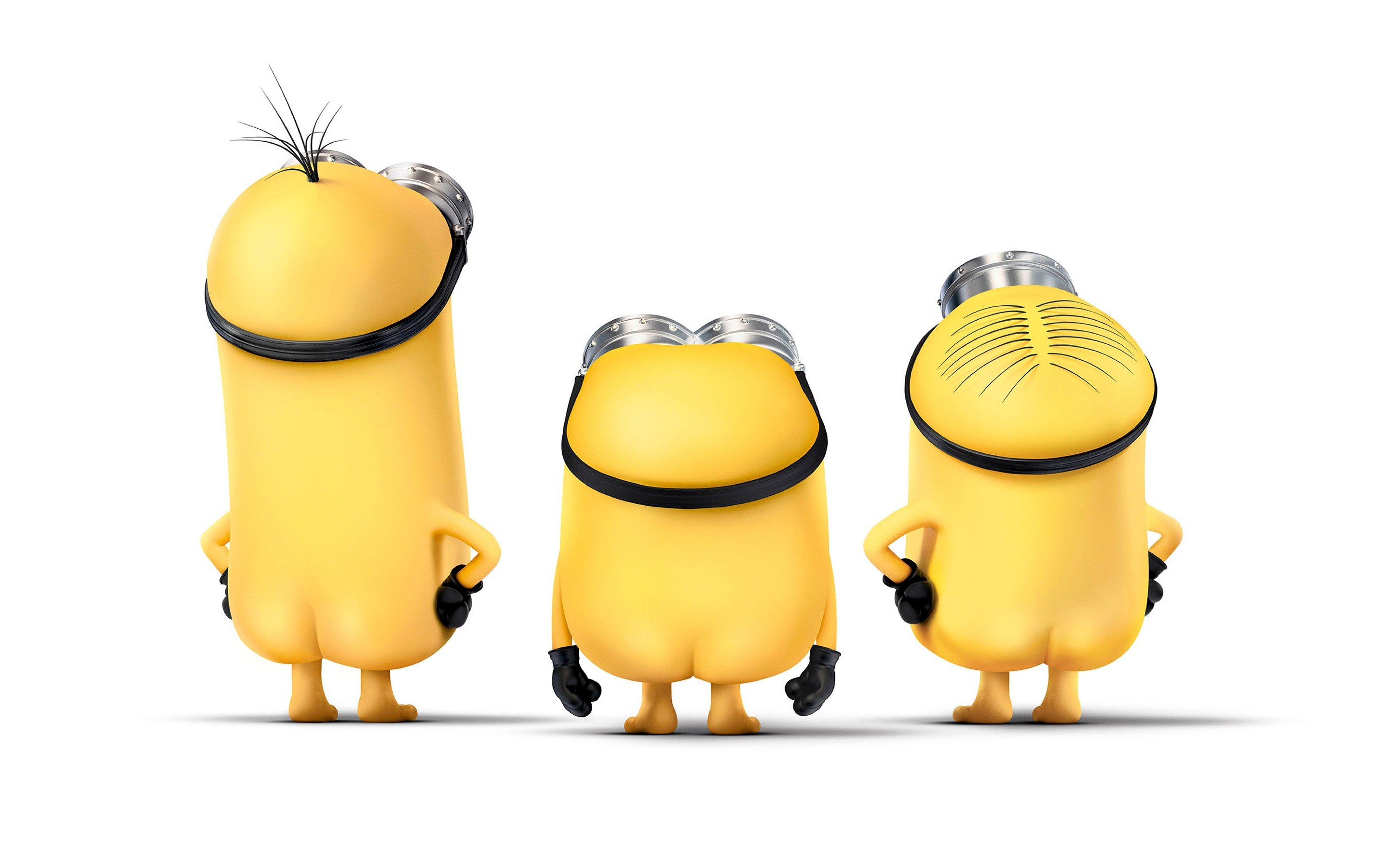 Bob Minions HD Wallpapers Backgrounds Wallpaper 2880×1800