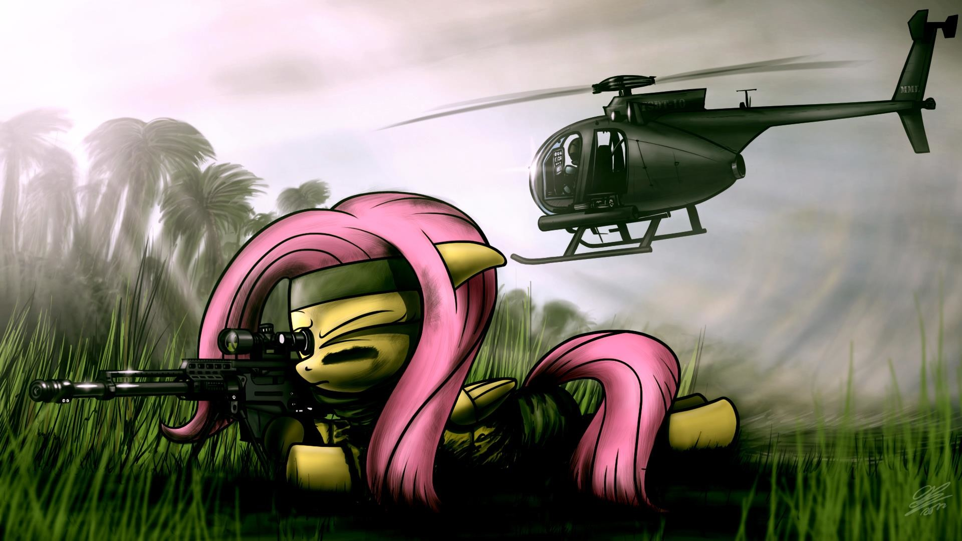 Helicopter My Little Pony Wallpapers.