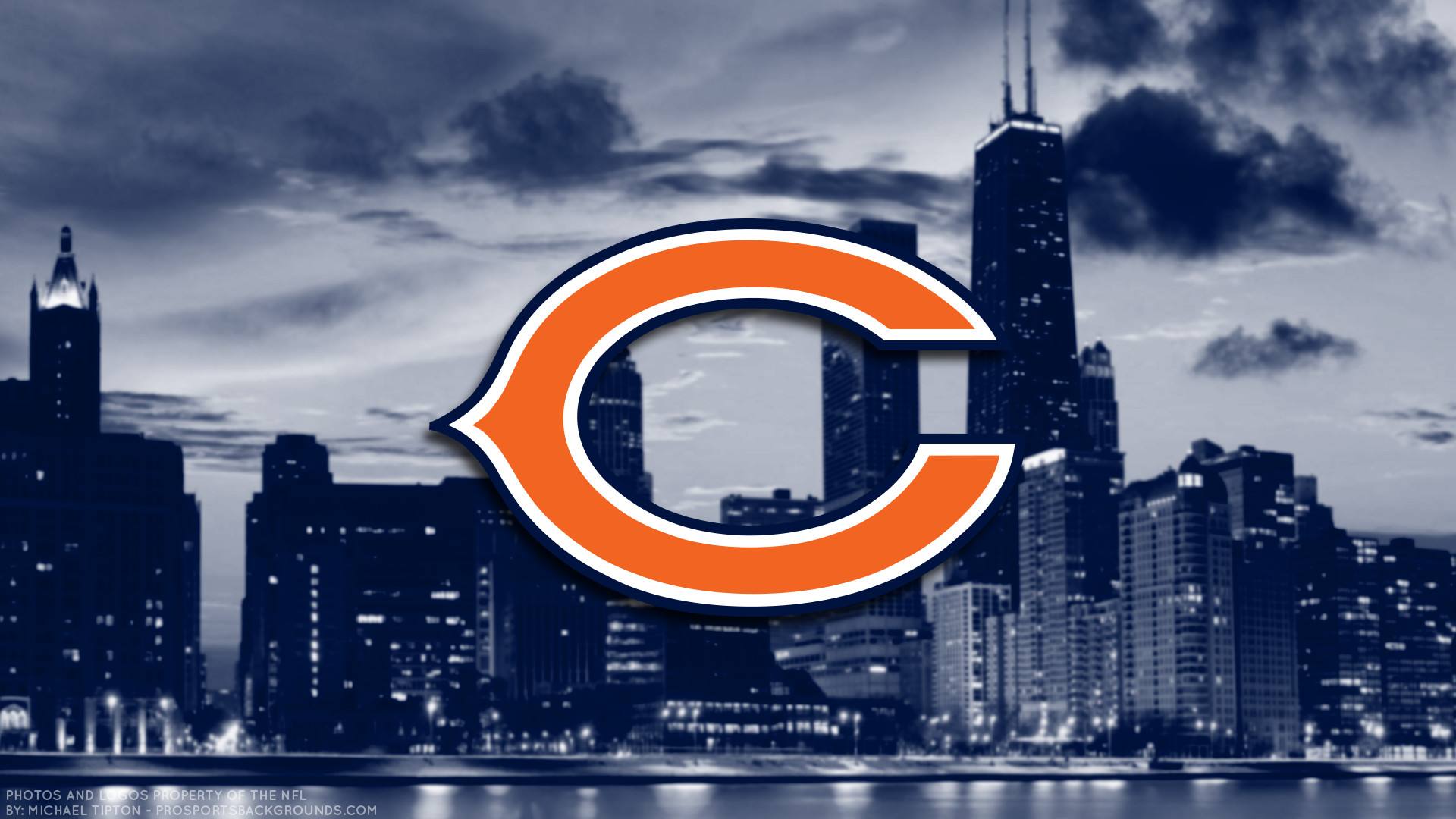 Chicago Bears wallpapers and Pictures download free | HD Wallpapers |  Pinterest | Hd wallpaper and Wallpaper
