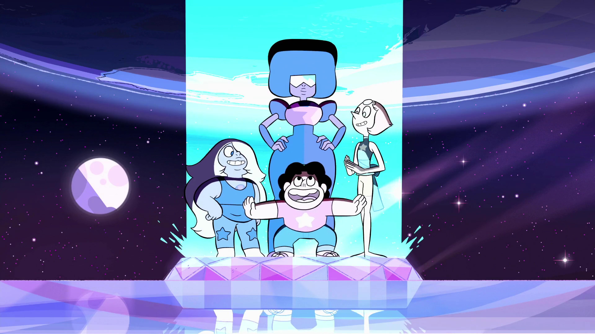 TV Show – Steven Universe Pearl (Steven Universe) Amethyst (Steven Universe)  Garnet