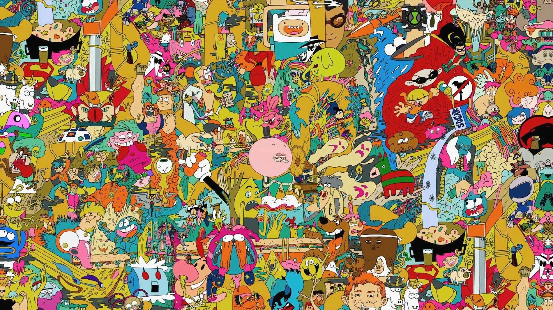 Cartoon Network Computer Wallpapers, Desktop Backgrounds .