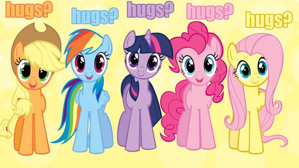 10 My Little Pony Wallpaper Free Download8 1 600 338