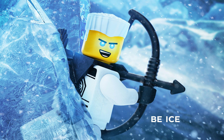 Zane Be Ice The Lego Ninjago Movie 2017