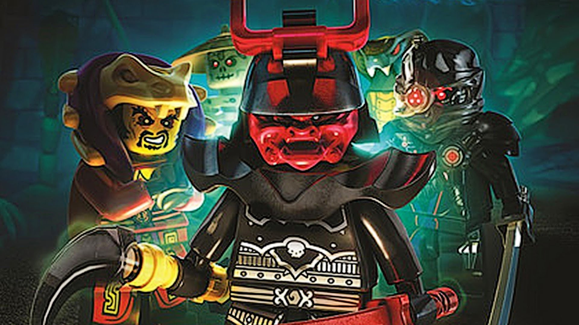 LEGO NINJAGO SHADOW OF RONIN ALL VILLIANS REVEALED! (ANALYSIS & BREAKDOWN)  Screenshot – YouTube
