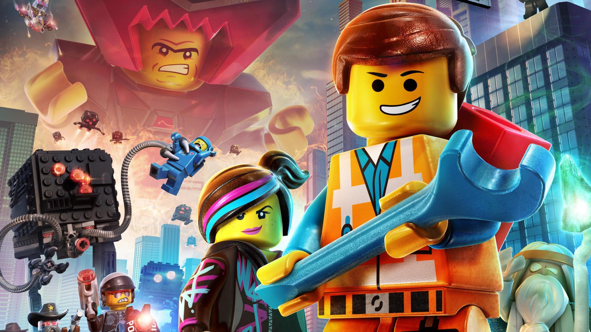 Weekly Wallpaper: Put Some LEGO People On Your Desktop | Lifehacker .