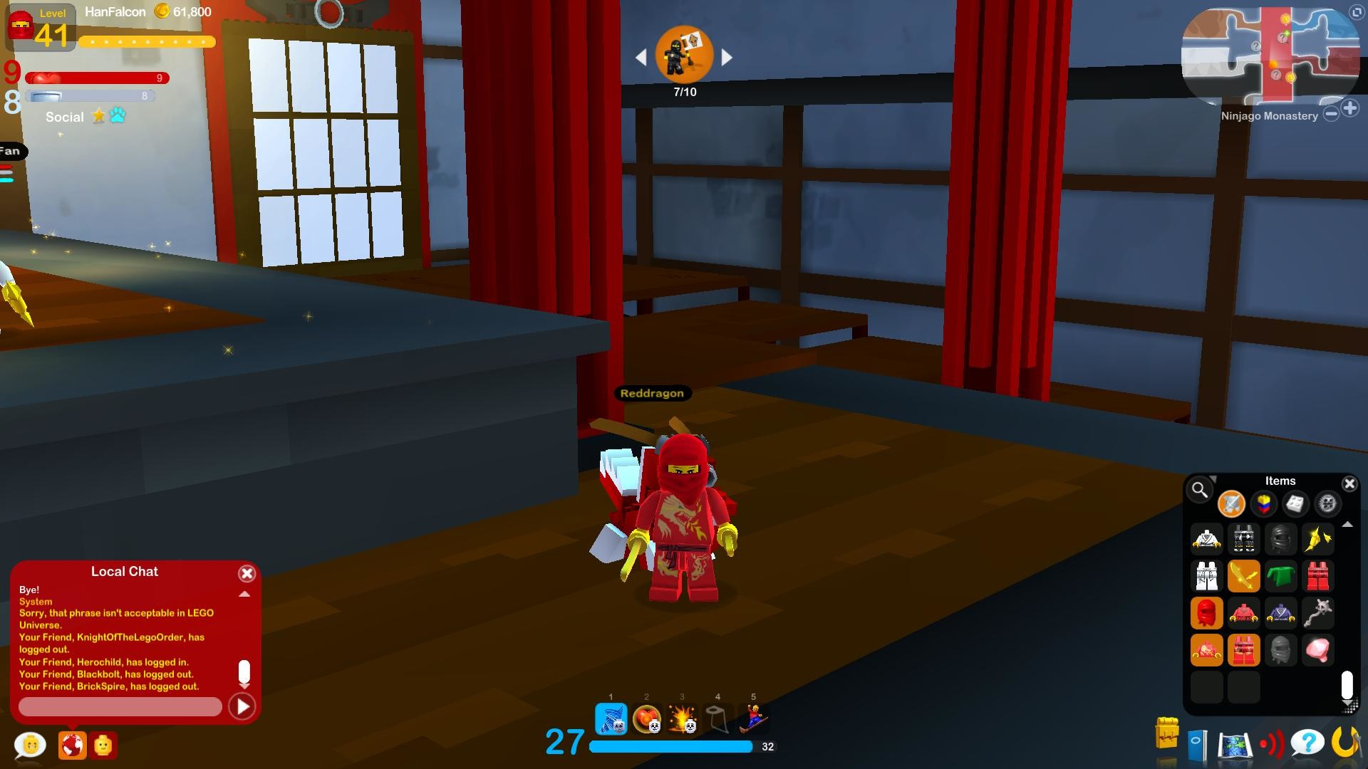 User blog:Alec Warper/In am the First Person, That I know of, to Get FULL  Kai DX gear! | LEGO Universe Wiki | FANDOM powered by Wikia