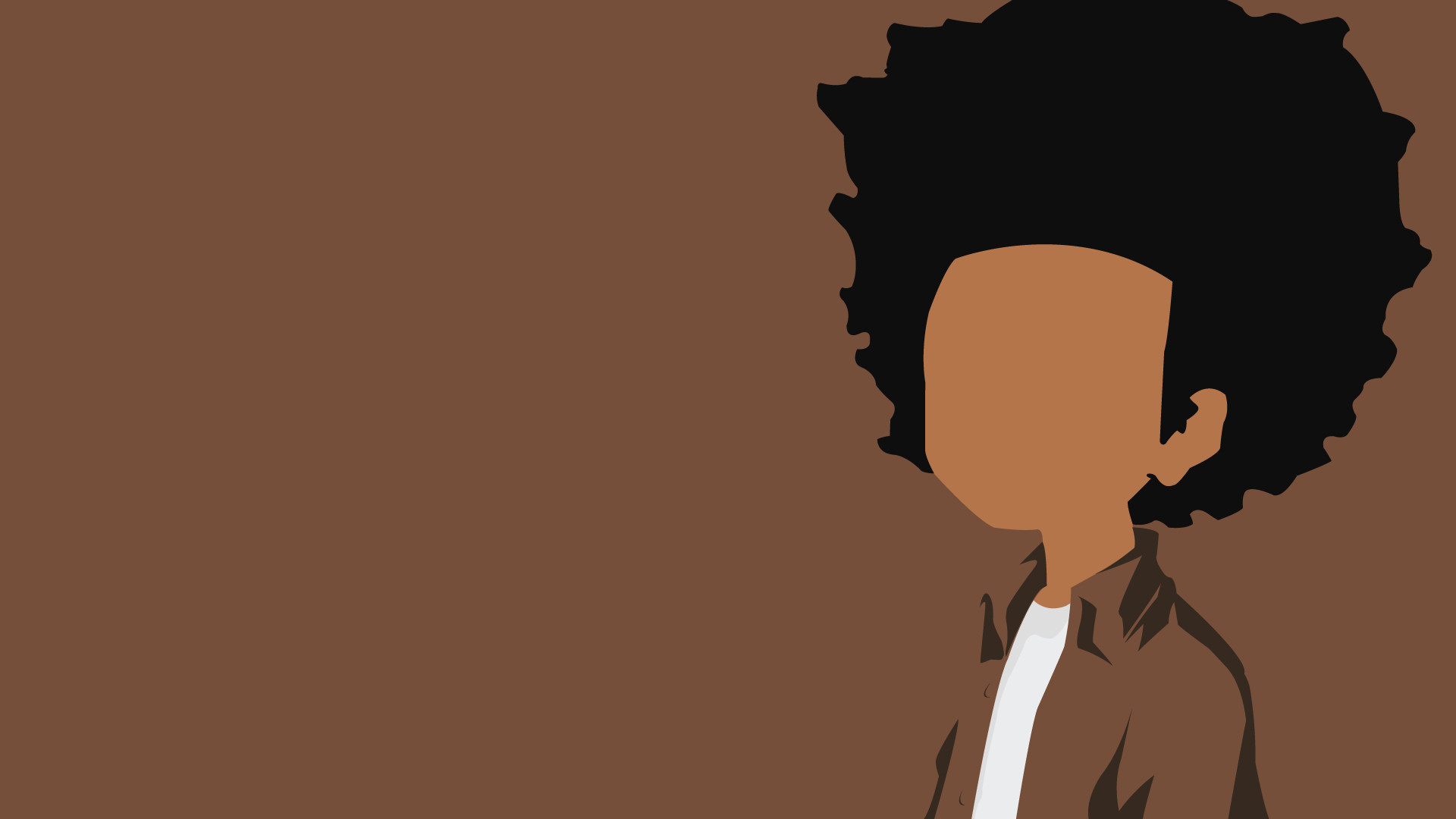(One of my all time favourite shows. Its got elements of shonen in it too  which is why I always have a hard time cat. Huey Freeman (The Boondocks) …