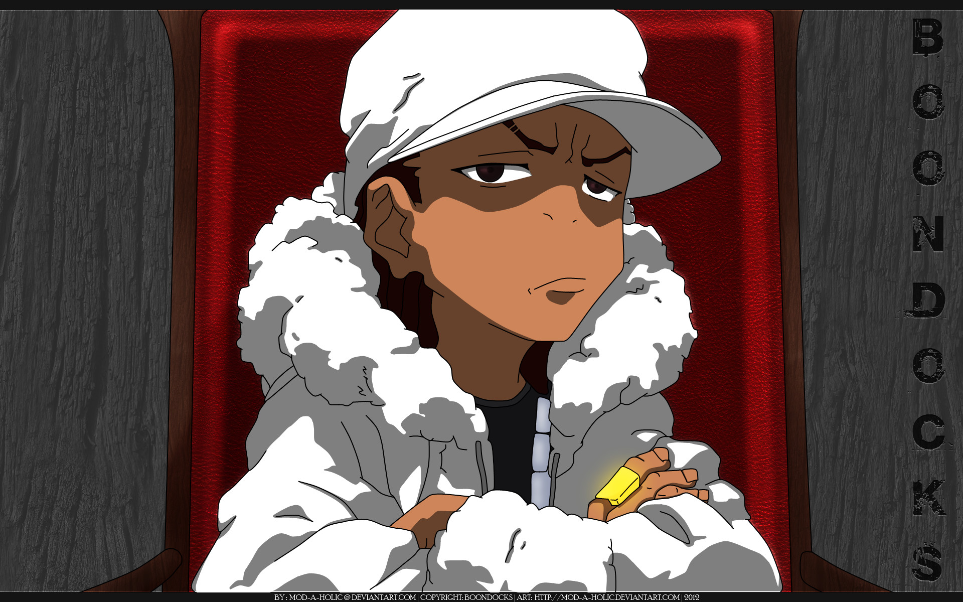 QG The Boondocks Wallpapers HD Awesome The Boondocks
