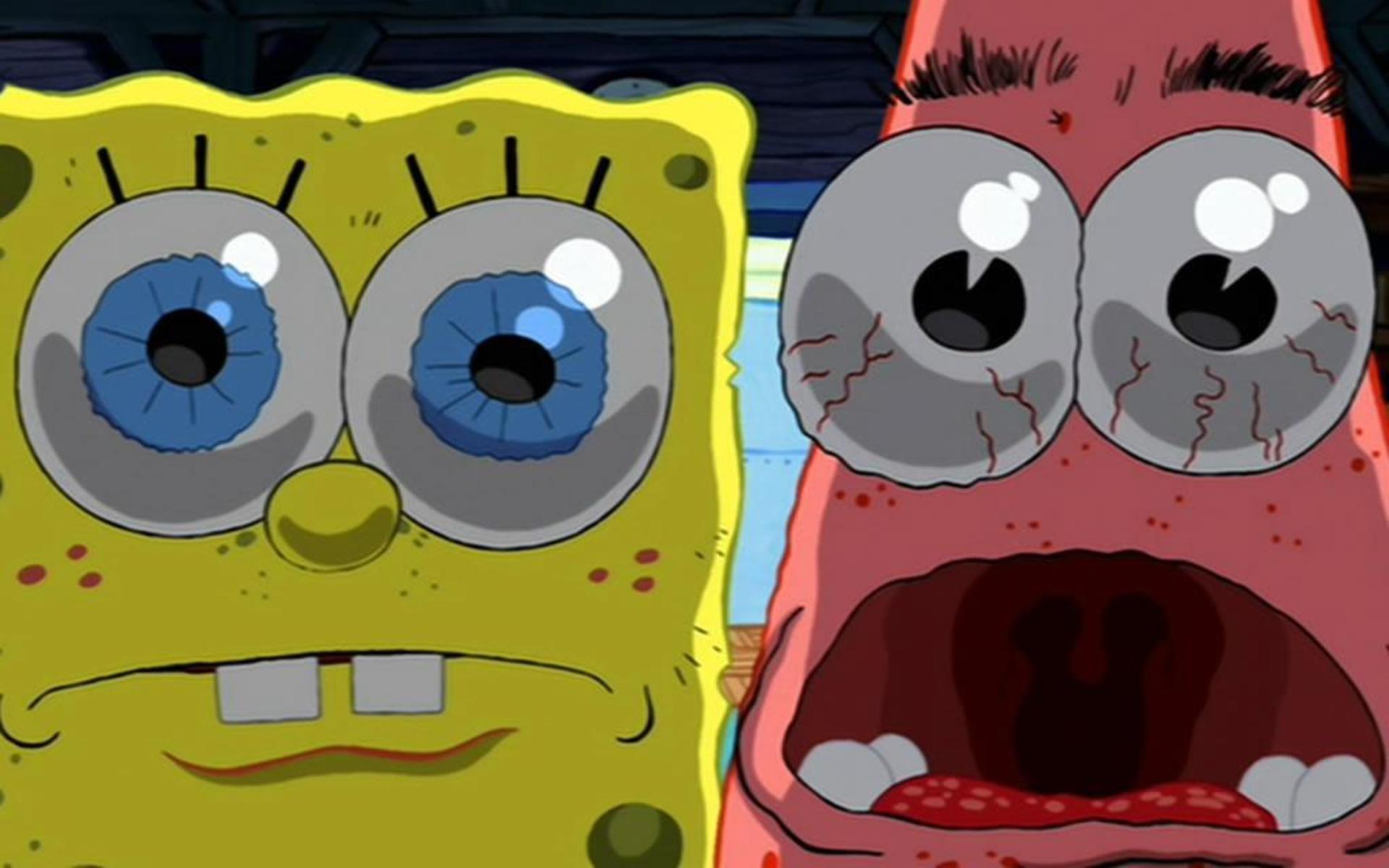 Download Spongebob And Patrick Star HD Wallpaper (5020) Full Size .