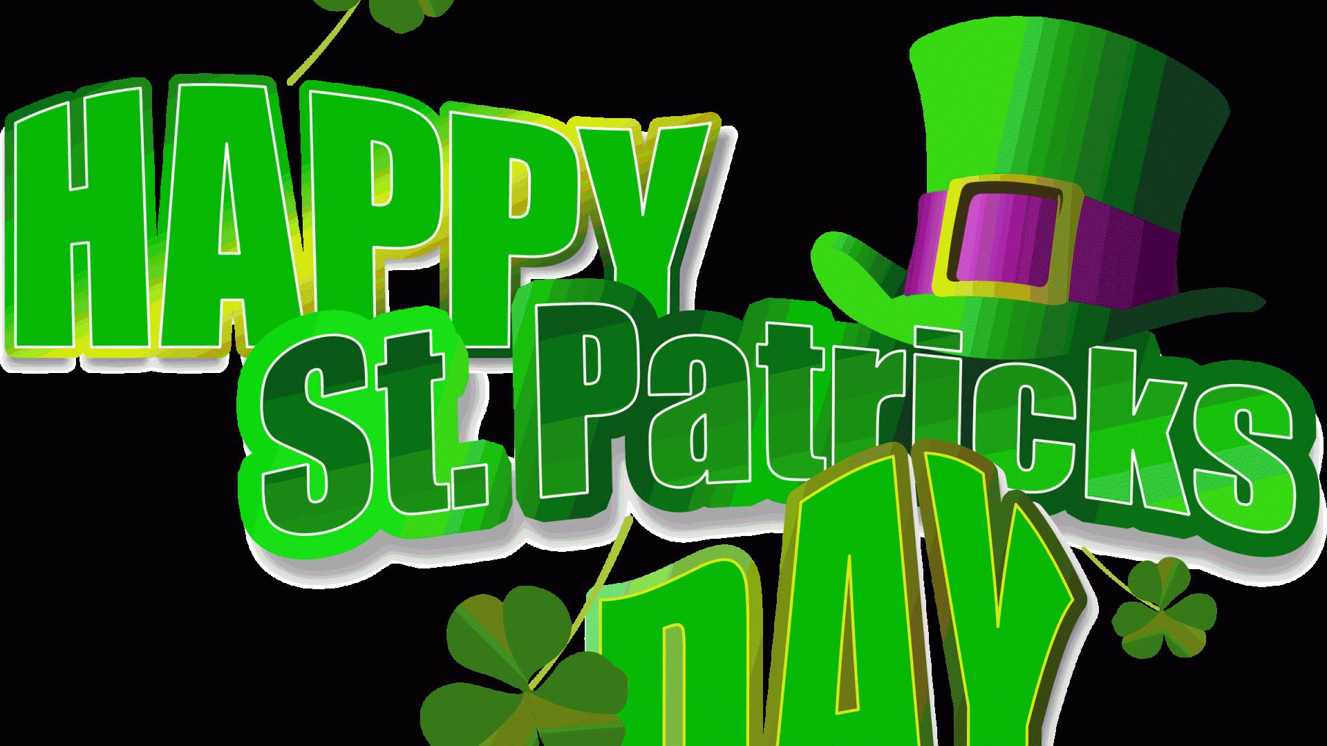 Download 'happy st patricks day' HD wallpaper