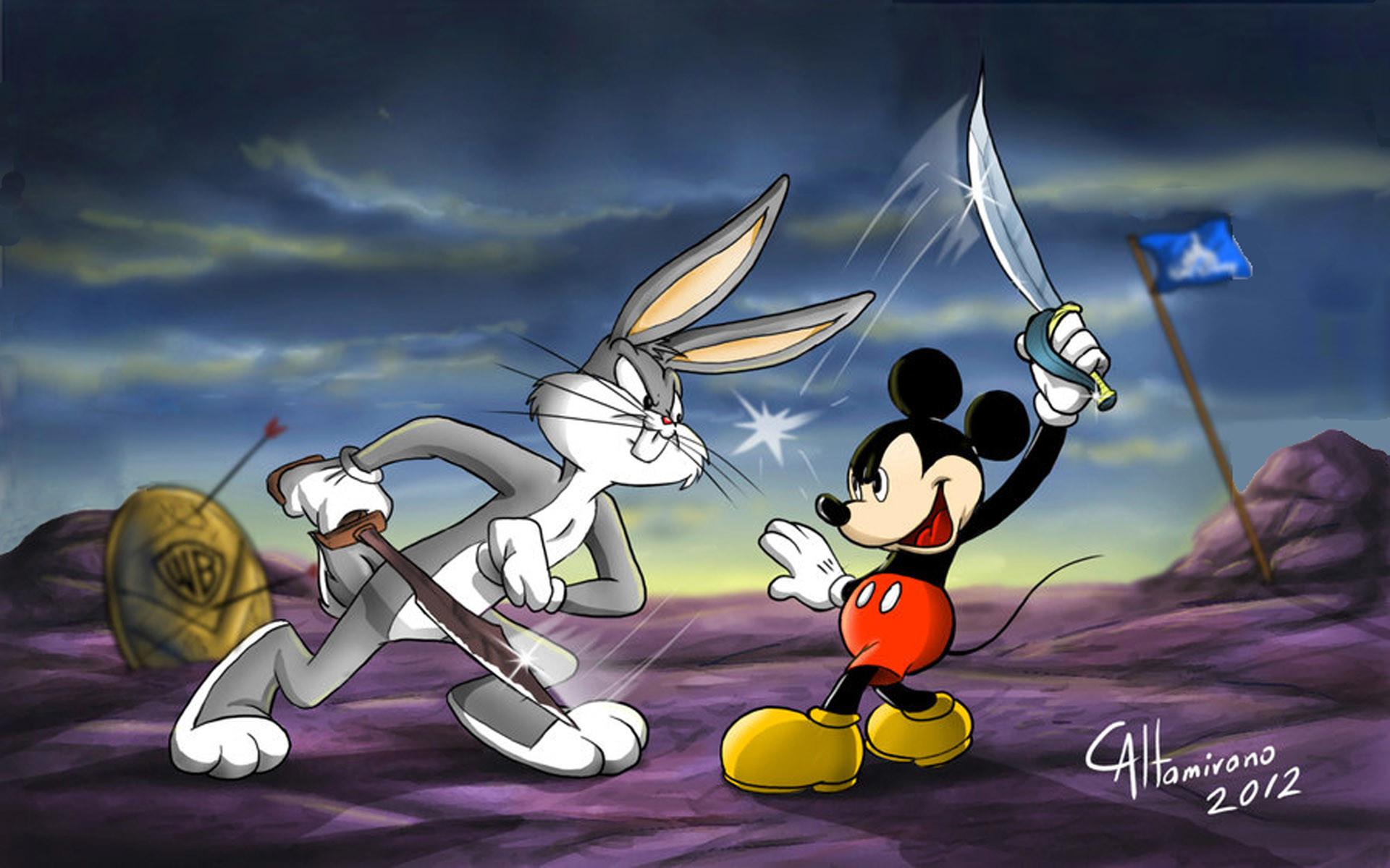 130 Bugs Bunny