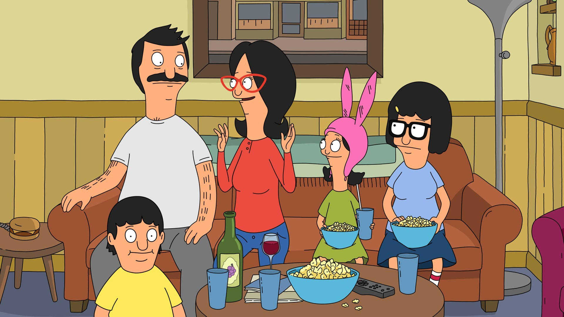 bobs burgers wallpaper pictures free, (292 kB)