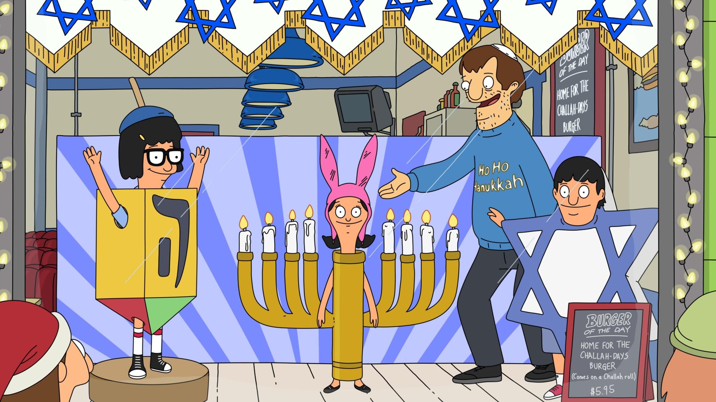 BOBS BURGERS animation comedy cartoon fox series family (31 .