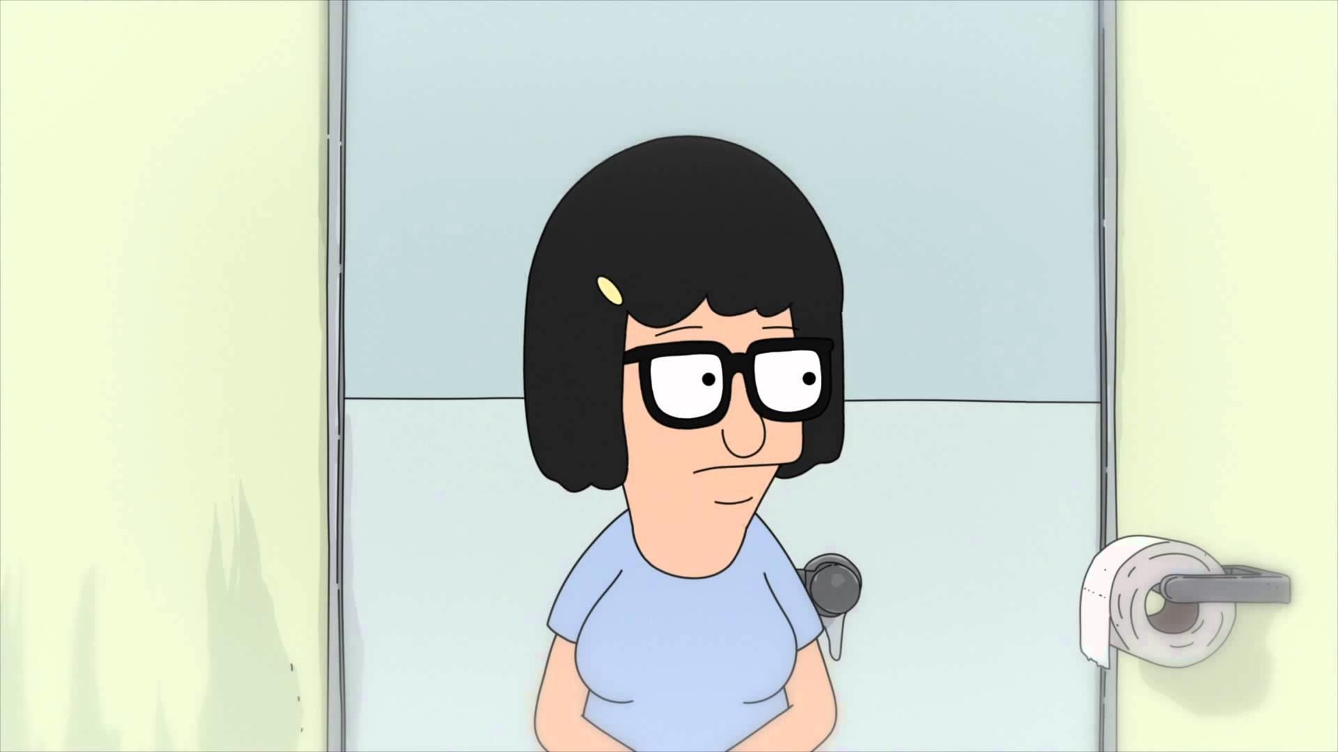 Bob's Burgers: Tina in the Bathroom