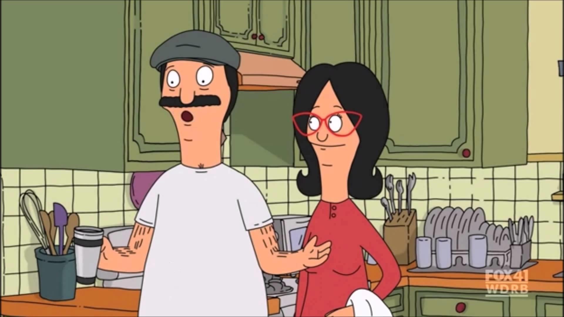 Bob's Burgers Tina Says Bumper to Bumper Season 1 Episode 6 Clip