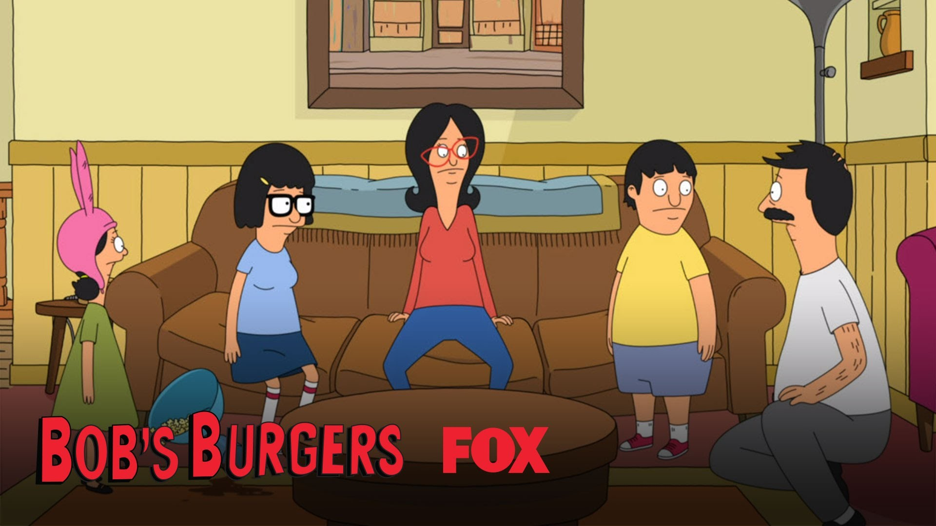 The End Of The Family Couch | Season 6 Ep. 9 | BOB'S BURGERS