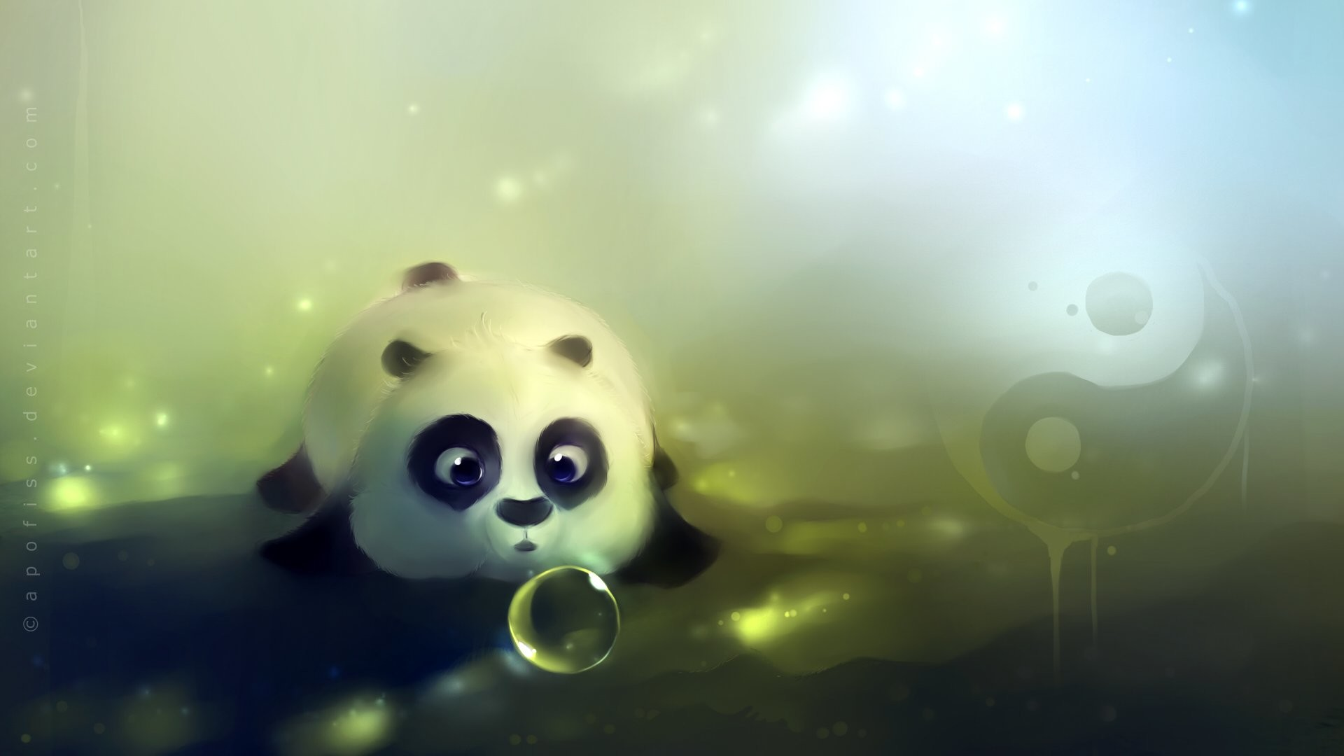HD Wallpaper | Background ID:145977. Animal Panda